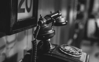 Nieuwe telefooncentrale